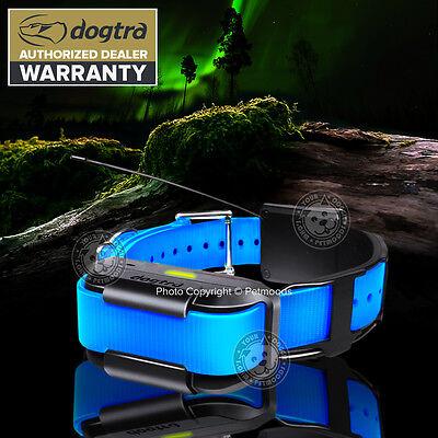 Dogtra Pathfinder Additional GPS Collar Blue Tracking Training Hunting