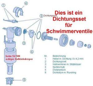 Ersatzteil-fuer-Spuelkasten-Fuellventil-Schwimmerventil-500-506-507-Sanit