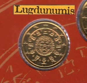 Portugal 2003 - 10 Centimes D'Euro FDC provenant du coffret 50000 exemplaires