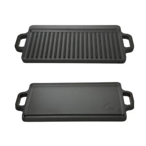 Image Is Loading Flat Cast Iron Reversible Griddle Pan Preseasoned Lodge