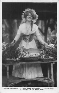 POSTCARD-ACTRESSES-MARIE-STUDHOLME-IN-034-MY-MIMOSA-MAID-034