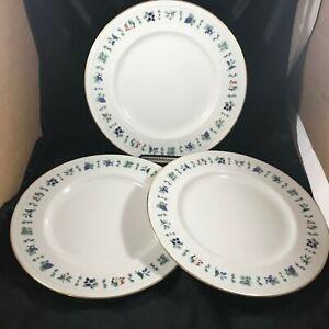 Set-of-3-ROYAL-DOULTON-TAPESTRY-10-1-2-Dinner-Plates
