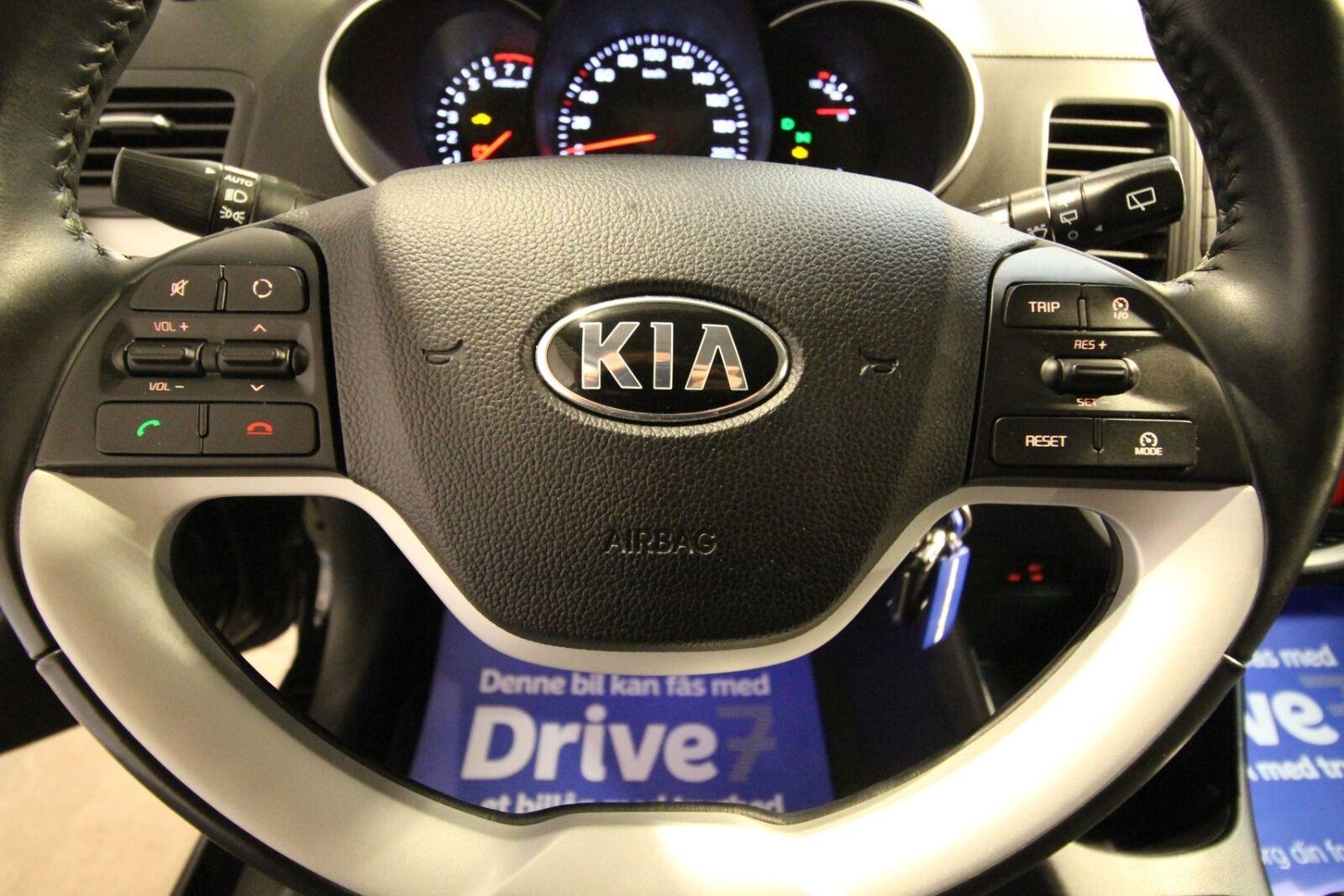 Kia Picanto 1,0 Attraction+