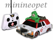 NKOK 6611 R/C RADIO REMOTE CONTROL CAR GHOSTBUSTERS ECTO-1 with GLOWING SLIME