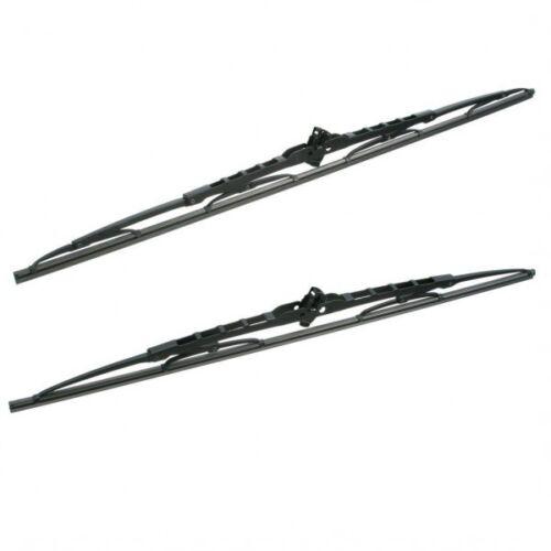 "Isuzu Trooper 1992-2004 Front Windscreen Wiper Blades 20/"" 20/"" Set"