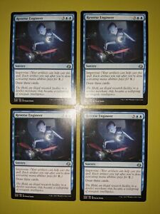 Reverse Engineer x4 Aether Revolt 4x Magic the Gathering MTG