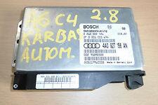 Audi A6 V6 2,8L Automatik Getriebe Steuergerät Bosch 0260002426  4A0927156AN
