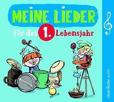 MEINE LIEDER FÜR DAS 1.LEBENSJAHR - FREDRIK VAHLE/KLAUS NEUHAUS/+  CD NEU