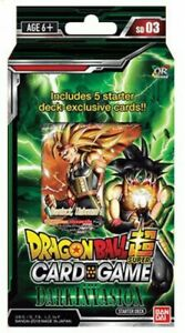 Dragon Ball Super Guardian of Namekians Starter Deck Series 4 sealed