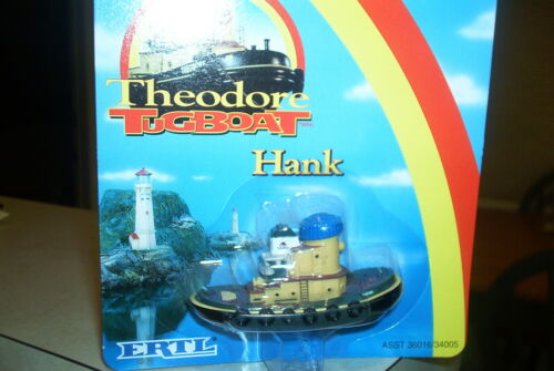 "ERTL THEODORE THE TUGBOAT  /"" HANK /"" MIP"