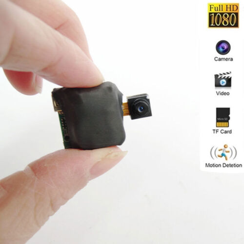 DIY HD 1080p SPY nanny camera Hidden Sport Micro Video Recorders MINI DV DVR CAM