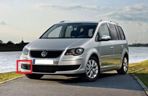 NUOVO Originale VW Touran 07-10 Paraurti Anteriore O//S Griglia Inferiore Destro 1T0853666J 9B9