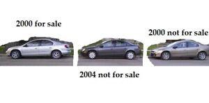 2000 Chrysler Neon LE