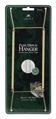 Wire Plate Hanger,No 23-1305 Tri-Par Intl Inc