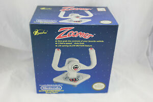 Manette-ZOOMER-controleur-de-vol-sur-Nintendo-NES-Beeshu-neuve-boite-d-039-origine