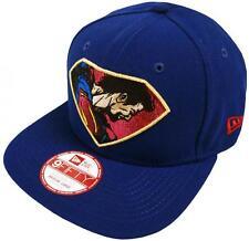 New Era Retroflect Superman Medium Large Snapback Cap 9fifty Special Edition