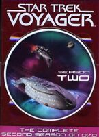 - Star Trek Voyager - The Complete Second Season