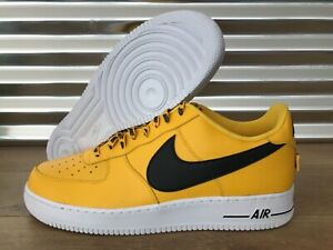 Details about Nike AF1 Air Force 1 '07 LV8 NBA Pack Shoes 'Amarillo' Yellow SZ ( 823511 701 )