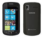 New Samsung SGH I917 Focus - 8GB - Black (Unlocked) Smartphone 3G 5.0MP Camera