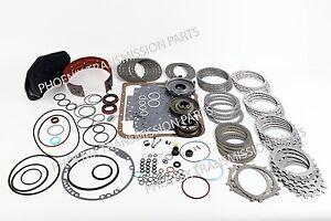 4L60E Master Rebuild Kit with Alto Friction Plates 1997-2003 GM
