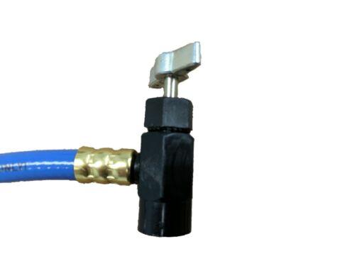 ZeroR R-134a R134 Refrigerant Can Tap No Gauge
