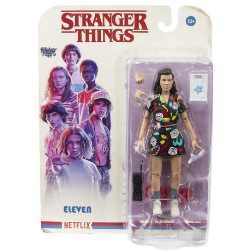 STRANGER THINGS ELEVEN SERIES 4 MCFARLANE ACTION FIGURE
