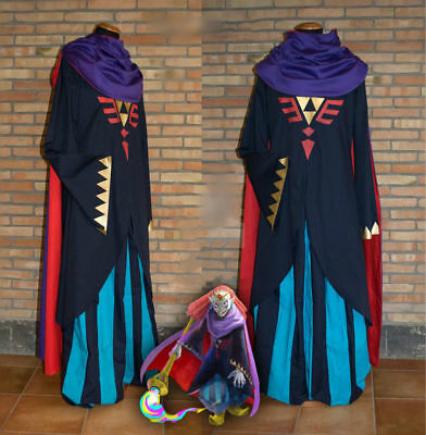 The Legend of Zelda Link Uniform Cosplay Costume Outfit Suit