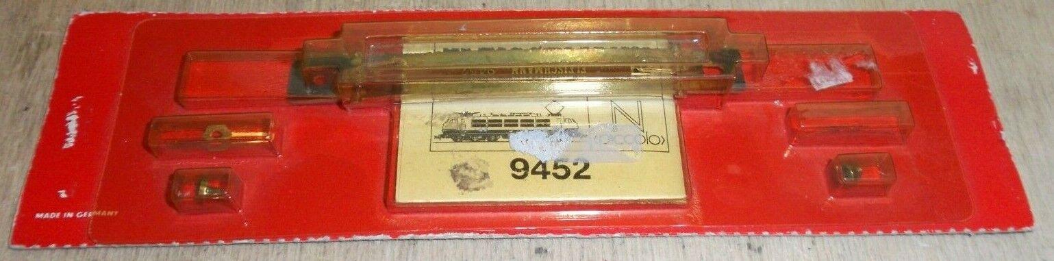 Fleischmann 9452 Innenbeleuchtung Spur N OVP