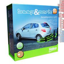 Valeo ayuda para aparcar beep & park kit nº 1 New Technology rückfahrwarnsystem completamente