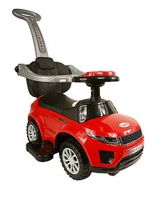 JEEP Rutschauto Rutscher Kinderauto Rutschwagen ROT NEU OVP Walker /& Gehfrei