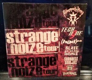 Kottonmouth Kings - Strange Noize CD Tech N9ne Blaze Ya Dead Homie (hed) p.e.