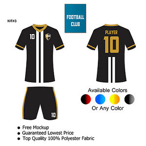 c1266854 Customized Soccer Kit full Sublimated 16 Kits (Shirts + Shorts) Any ...