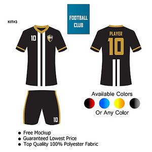 28a0e975456 Customized Soccer Kit full Sublimated 16 Kits (Shirts + Shorts) Any ...