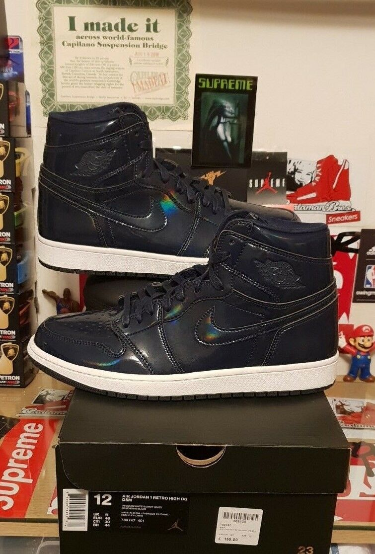 AIR JORDAN 1 RETRO HIGH OG DSM  DOVER STREET MARKET