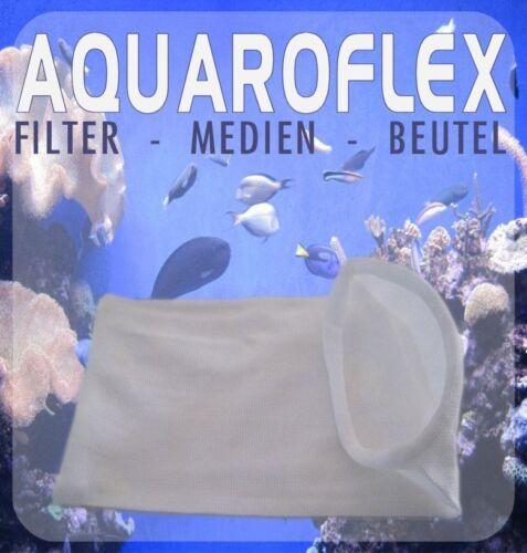 10x Filtre médias sachet 15x30cm Filtre sac poche netzbeutel filtersack 200mµ