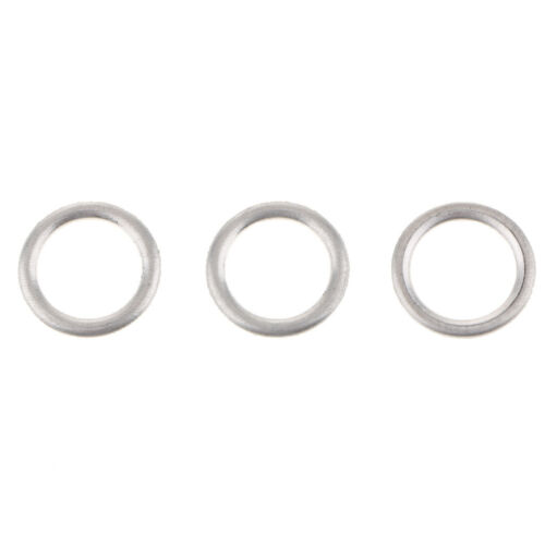 50 Pieces Oil Drain Plug Crush Washer Gaskets for Audi S4 A4 Q5 VW Touareg