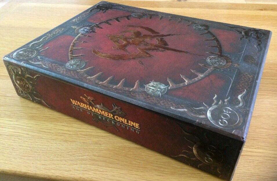Juegos Workshop Warhammer Online Age Of Reckoning Miniatures Boxed