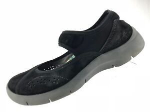 Dansko-Mary-Jane-Shoes-Black-Comfort-Slip-Resistance-Women-039-s-Sz-38-US-7-5-8