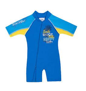 37e8865cbf SunWay Kids Baby boys Swimwear Swimsuit Sun suit Sun Protection UV ...