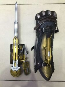 Assassin S Creed Syndicate Mcfarlane Toys Gauntlet With Hidden Phantom Blade Ebay