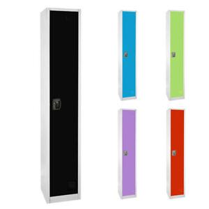 AdirOffice-Steel-Single-Compartment-Key-Lock-School-Office-Storage-Locker