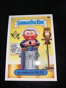 2020 Garbage Pail Kids 35th Anniversary #79b Illuminate Nate
