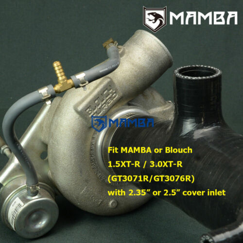 """Fit Blouch 1.5XT 3.0XT 2.5/"""" Turbo Inlet Hose for Subaru 02-07 WRX FORESTER"""