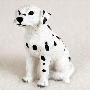 Dalmatian Tiny Ones Dog Figurine Statue Pet Lovers Gift Resin Ebay