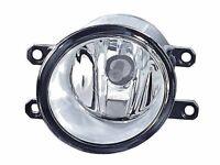Depo 2009-10 Pontiac Vibe Awd Replacement Fog Light Lamp Unit Right = Passenger