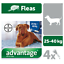 Bayer-ADVANTAGE-40-80-100-250-400-for-Cats-and-Dogs-4-Pipettes miniature 8