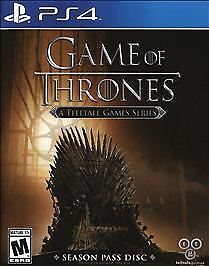 Game of Thrones Telltale -- Sony Playstation 4 PS4 -- CiB NM -- SEE DESCRIPTION