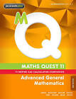 Maths Quest 11 Advanced General Mathematics 2E TI-Nspire Calculator Companion by Raymond Rozen, Patrick Scoble, Kylie Boucher, Mark Barnes, Ruth Bakogianis (Paperback, 2012)