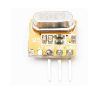 1PCS RXB14 433Mhz Superheterodyne Wireless Receiver 3.3V-5.5V for Arduino/AVR