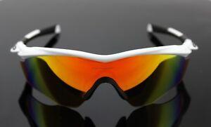 Details about NEW Genuine OAKLEY M2 FRAME XL White Fire Iridium Shield Sunglasses OO 9343 05